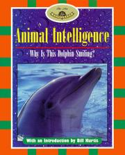 ANIMAL INTELLIGENCE by Elaine Pascoe