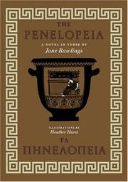 THE PENELOPEIA by Jane Rawlings