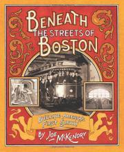 BENEATH THE STREETS OF BOSTON by Joe McKendry