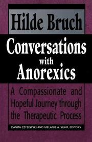 CONVERSATIONS WITH ANOREXICS by Hilde Bruch