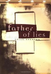 FATHER OF LIES by Brian Evenson