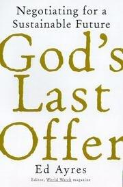 Cover art for GOD'S LAST OFFER