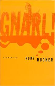 GNARL! by Rudy Rucker