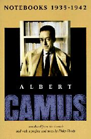 NOTEBOOKS 1935-1942 by Albert Camus