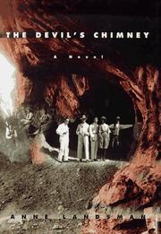 THE DEVIL'S CHIMNEY by Anne Landsman