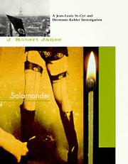 Cover art for SALAMANDER