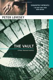 THE VAULT by Peter Lovesey