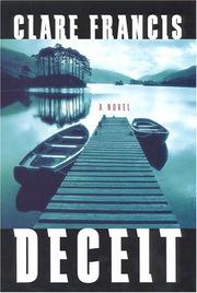 DECEIT by Clare Francis