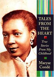 TALES FROM THE HEART by Maryse Conde