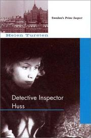 Cover art for DETECTIVE INSPECTOR HUSS