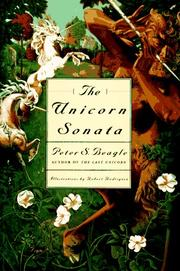 THE UNICORN SONATA by Peter S. Beagle