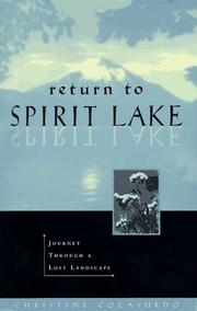RETURN TO SPIRIT LAKE by Christine Colasurdo