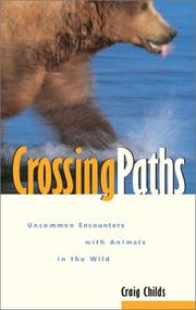 Book Cover for CROSSING PATHS