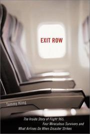 EXIT ROW by Tammy Kling