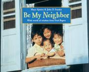 BE MY NEIGHBOR by Maya Ajmera