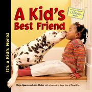 Book Cover for A KID'S BEST FRIEND