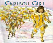 Book Cover for CARIBOU GIRL
