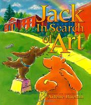 JACK IN SEARCH OF ART by Arlene Boehm