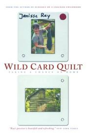 Book Cover for WILD CARD QUILT