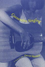 CASSANDRA SINGING by David Madden
