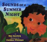 SOUNDS OF A SUMMER NIGHT by May Garelick