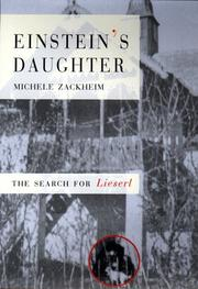 EINSTEIN'S DAUGHTER by Michele Zackheim