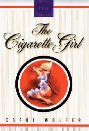 Cover art for THE CIGARETTE GIRL