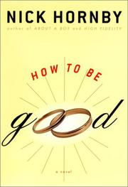 Book Cover for HOW TO BE GOOD