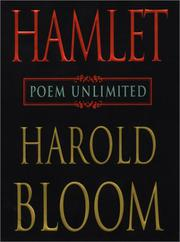 Cover art for HAMLET: POEM UNLIMITED
