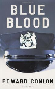 Cover art for BLUE BLOOD