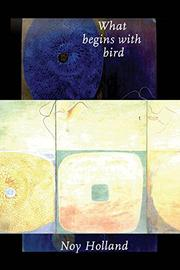 WHAT BEGINS WITH BIRD by Noy Holland