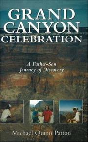 GRAND CANYON CELEBRATION by Michael Quinn Patton