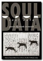 SOUL DATA by Mark Svenvold