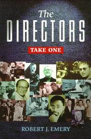 THE DIRECTORS by Robert J. Emery