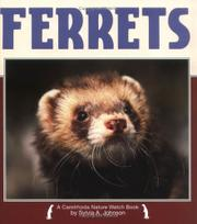 FERRETS by Sylvia A. Johnson