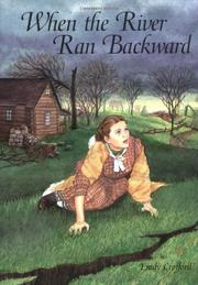 WHEN THE RIVER RAN BACKWARD by Emily Crofford