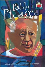 PABLO PICASSO by Linda Lowery