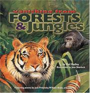 VANISHING FROM FORESTS AND JUNGLES by Gail Radley