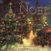 NOEL by Tony Johnston