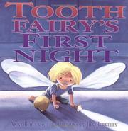 TOOTH FAIRY'S FIRST NIGHT by Anne Bowen
