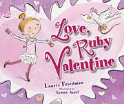 Book Cover for LOVE, RUBY VALENTINE