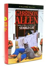 STABLE CAT by Garrison Allen