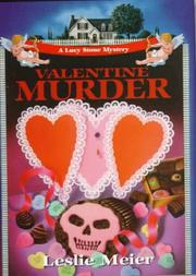 VALENTINE MURDER by Leslie Meier