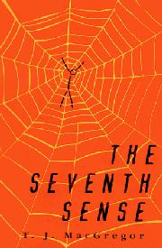 THE SEVENTH SENSE by T.J. MacGregor