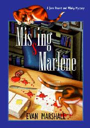 MISSING MARLENE by Evan Marshall