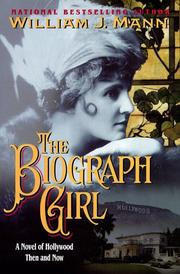 Cover art for THE BIOGRAPH GIRL