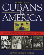 CUBANS IN AMERICA by Alex Antón