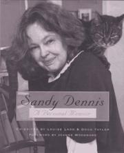 SANDY DENNIS by Sandy Dennis