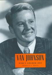 VAN JOHNSON by Ronald L. Davis