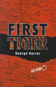 FIRST TIGER by George Harrar